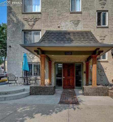 1125 Washington Street, Denver, CO 80203 (#3172536) :: Finch & Gable Real Estate Co.