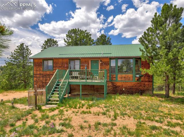 421 Maroon Lake Circle, Divide, CO 80814 (#3202218) :: HomePopper