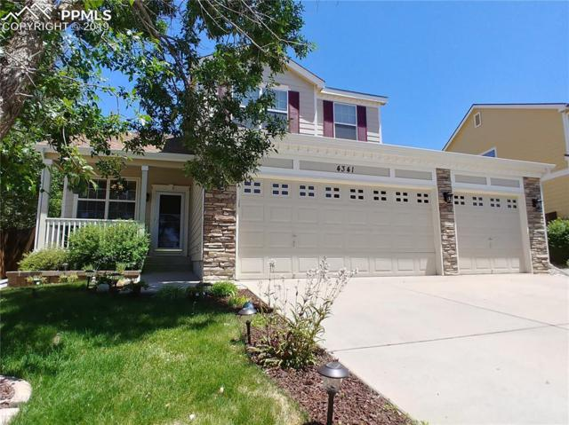 4341 Round Hill Drive, Colorado Springs, CO 80922 (#3235795) :: Action Team Realty