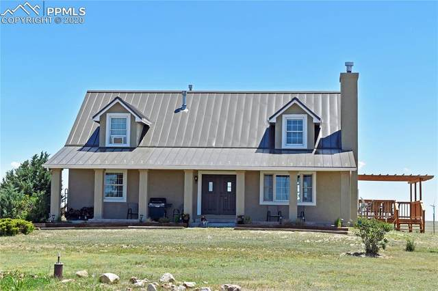 10110 Hahn Road, Calhan, CO 80808 (#3295308) :: Tommy Daly Home Team