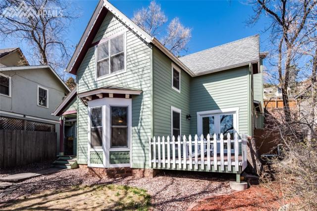 1121 Manitou Avenue, Manitou Springs, CO 80829 (#3336964) :: Fisk Team, RE/MAX Properties, Inc.
