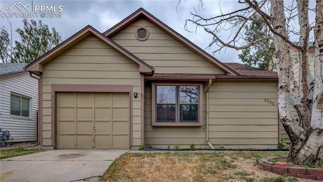 2250 Ambleside Drive, Colorado Springs, CO 80915 (#3341689) :: The Kibler Group