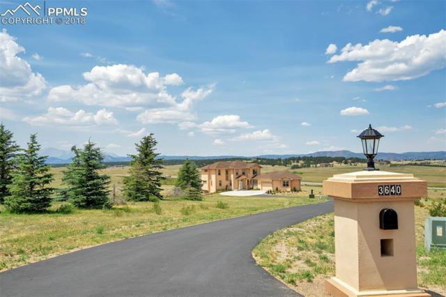 3640 Sand Tail Court, Colorado Springs, CO 80908 (#3393932) :: Jason Daniels & Associates at RE/MAX Millennium