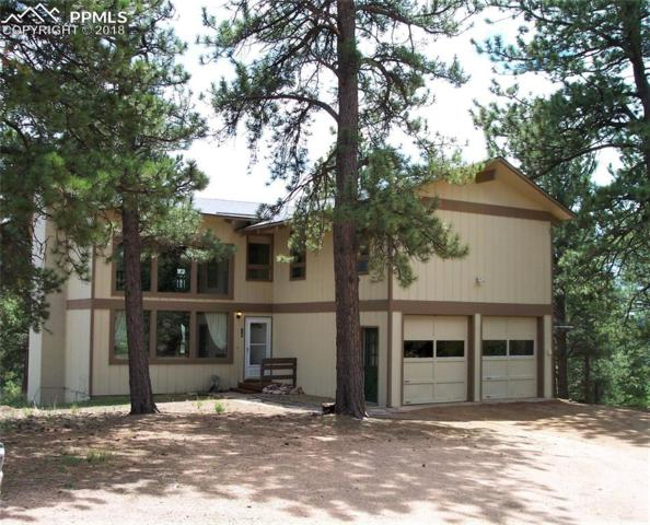 118 Pamona Lake Drive, Divide, CO 80814 (#3411514) :: Jason Daniels & Associates at RE/MAX Millennium