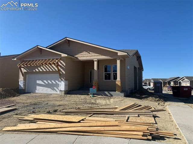 10198 Golf Crest Drive, Peyton, CO 80831 (#3432742) :: Action Team Realty