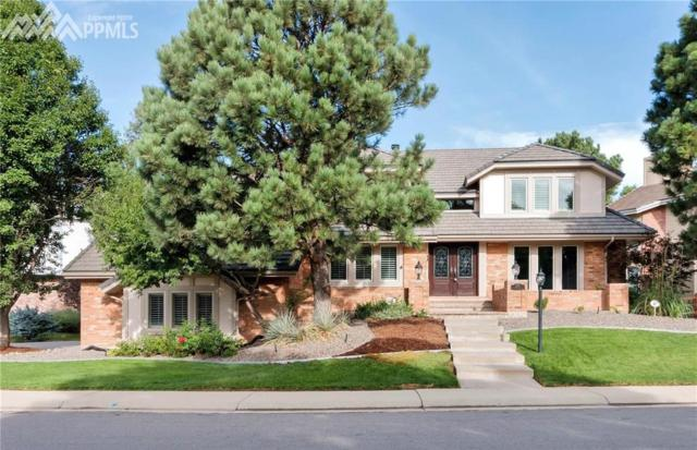 2171 S Parfet Drive, Lakewood, CO 80227 (#3440472) :: Jason Daniels & Associates at RE/MAX Millennium