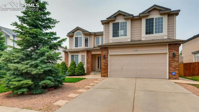 3520 Bareback Drive, Colorado Springs, CO 80922 (#3441749) :: The Hunstiger Team