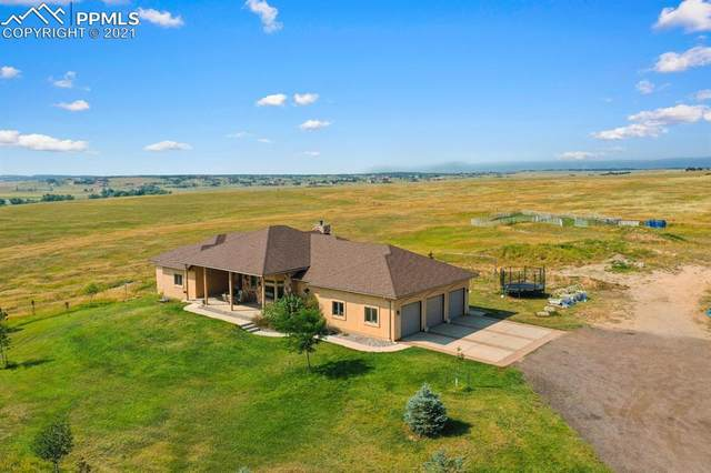 15125 Spring Valley Road, Larkspur, CO 80118 (#3488065) :: Tommy Daly Home Team