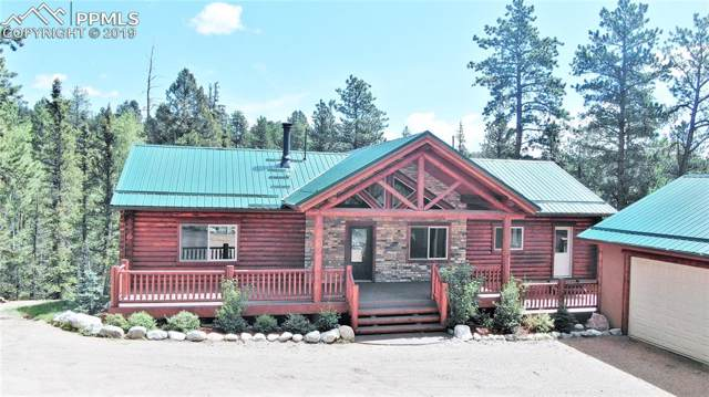 35 Meadow Creek Road, Divide, CO 80814 (#3522140) :: The Kibler Group