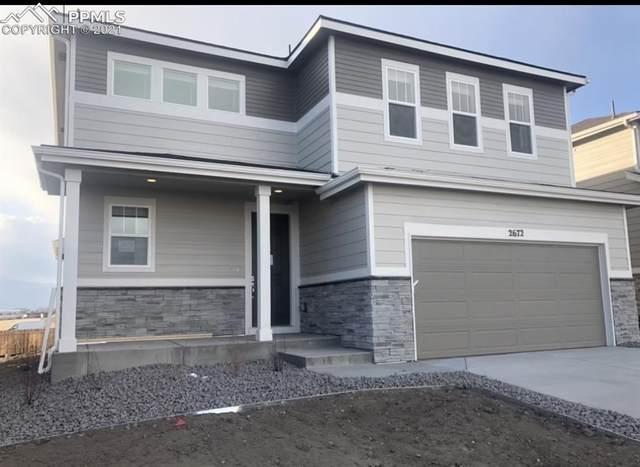 2672 Gobi Drive, Colorado Springs, CO 80939 (#3568545) :: The Treasure Davis Team | eXp Realty