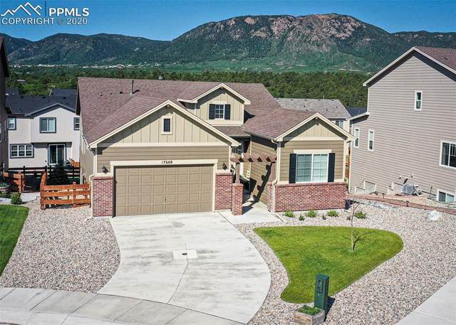 17668 Lake Overlook Court, Monument, CO 80132 (#3603291) :: Action Team Realty