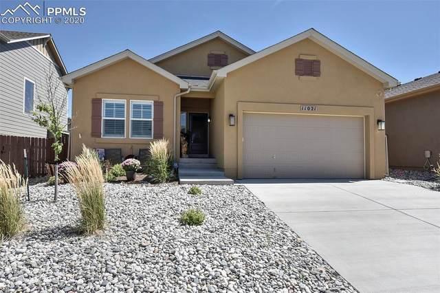 11021 Echo Canyon Drive, Colorado Springs, CO 80908 (#3675732) :: Venterra Real Estate LLC