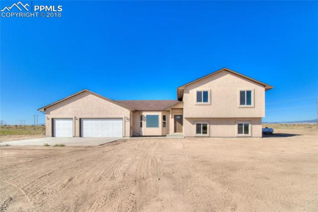 7407 Van Wyhe Court, Fountain, CO 80817 (#3893577) :: 8z Real Estate