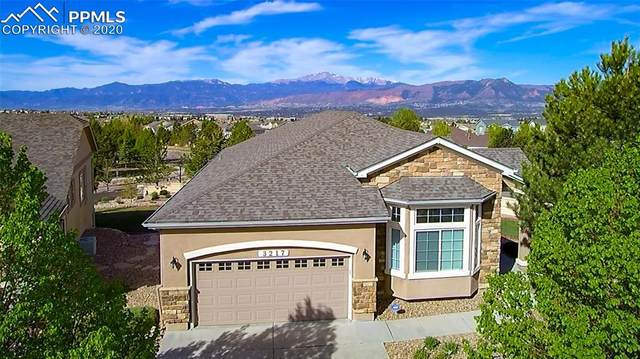 3217 Foxtail Court, Colorado Springs, CO 80920 (#3901371) :: Finch & Gable Real Estate Co.