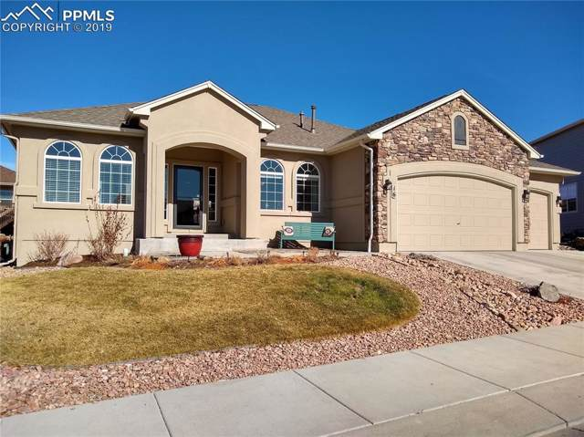16 Gulf Line Court, Monument, CO 80132 (#3923490) :: Action Team Realty