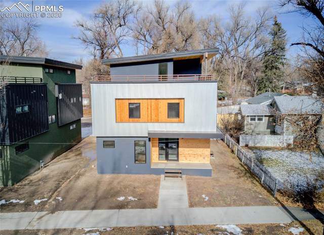 720 E Fontanero Street, Colorado Springs, CO 80907 (#3952009) :: The Kibler Group