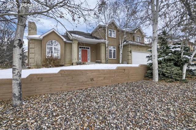 3970 Saddle Rock Road, Colorado Springs, CO 80918 (#3989467) :: The Treasure Davis Team