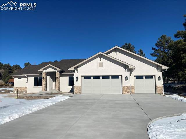 780 El Dorado Way, Monument, CO 80132 (#3993028) :: HomeSmart