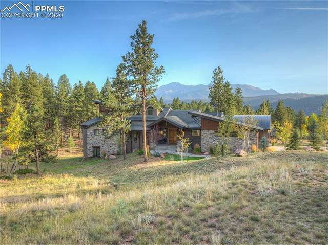 261 Thunder Ridge Drive, Woodland Park, CO 80863 (#4050178) :: Action Team Realty