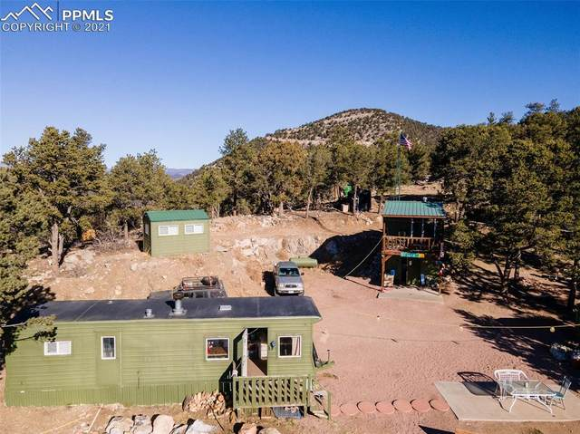 962 20th Trail, Cotopaxi, CO 81223 (#4089833) :: The Kibler Group