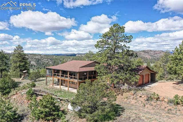 99 Corral Circle, Florissant, CO 80816 (#4096143) :: Action Team Realty