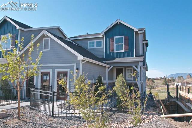 187 Wild Grass Way, Colorado Springs, CO 80919 (#4100258) :: The Daniels Team