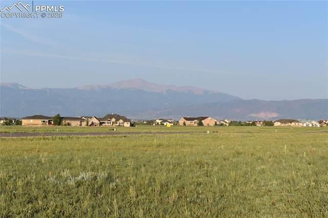7831 Bannockburn Trail, Colorado Springs, CO 80908 (#4122641) :: The Treasure Davis Team