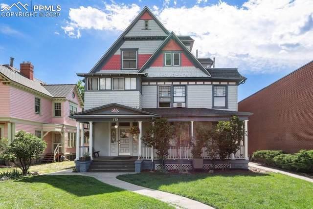715 N Nevada Avenue, Colorado Springs, CO 80903 (#4127430) :: HomeSmart