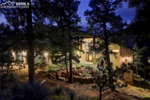 5575 Founders Place, Manitou Springs, CO 80829 (#4194788) :: Tommy Daly Home Team