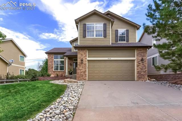8310 Briar Ridge Drive, Castle Pines, CO 80108 (#4228585) :: Tommy Daly Home Team