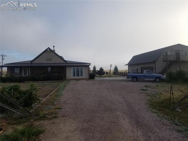 39820 Big Springs Road, Rush, CO 80833 (#4331070) :: The Hunstiger Team