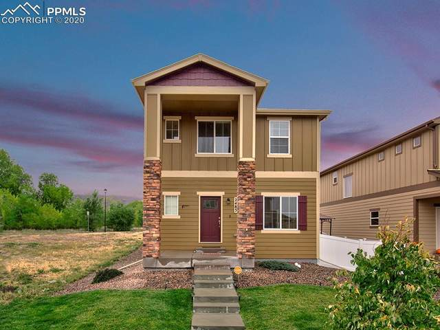 2485 Falkirk Drive, Colorado Springs, CO 80910 (#4491906) :: The Treasure Davis Team