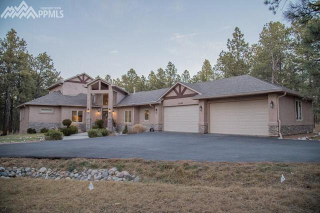15785 Pole Pine Point, Colorado Springs, CO 80908 (#4524429) :: Jason Daniels & Associates at RE/MAX Millennium