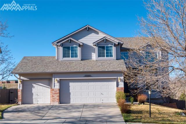 9584 Stoneglen Drive, Colorado Springs, CO 80920 (#4530189) :: Jason Daniels & Associates at RE/MAX Millennium
