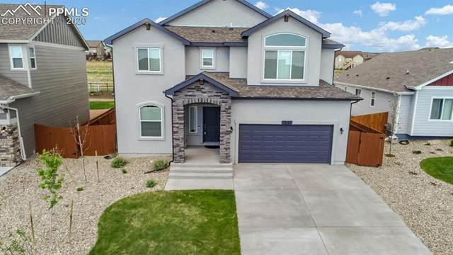 13161 Park Meadows Drive, Peyton, CO 80831 (#4683972) :: The Kibler Group