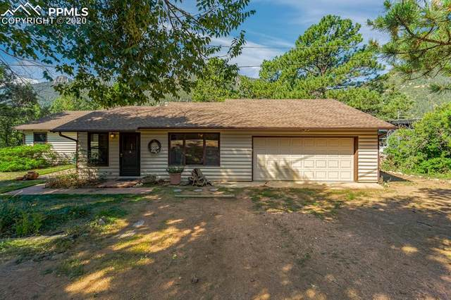 4420 Heizer Street, Cascade, CO 80809 (#4709680) :: Finch & Gable Real Estate Co.