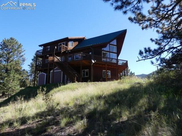 316 Sunset Lane, Cripple Creek, CO 80813 (#4721972) :: Tommy Daly Home Team