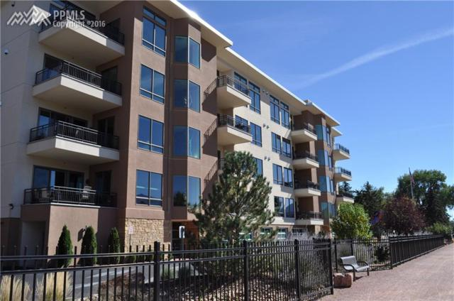 34 W Monument Street #503, Colorado Springs, CO 80903 (#4743562) :: The Hunstiger Team