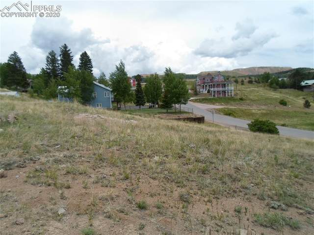 314 N Crystal Street, Cripple Creek, CO 80813 (#4765856) :: HomeSmart