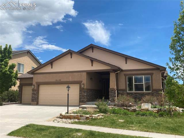 10033 Pinedale Drive, Colorado Springs, CO 80920 (#4782280) :: The Daniels Team