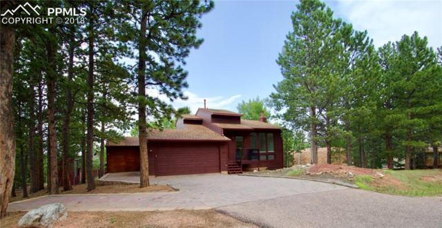 1250 Northwoods Drive, Woodland Park, CO 80863 (#4796613) :: 8z Real Estate