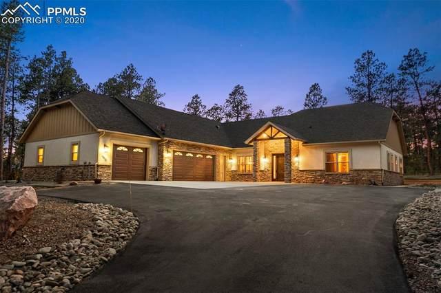 4810 Hidden Rock Road, Colorado Springs, CO 80908 (#4802537) :: Fisk Team, RE/MAX Properties, Inc.