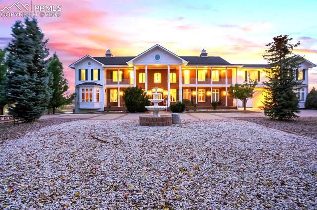3941 Palmer Ridge Drive, Parker, CO 80134 (#4804051) :: The Peak Properties Group