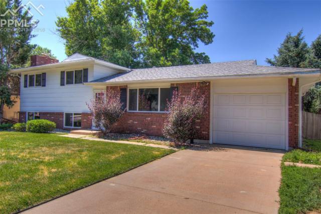 5010 Crestwood Drive, Colorado Springs, CO 80918 (#4885055) :: The Treasure Davis Team