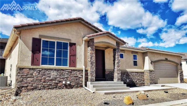 2368 Lone Willow View, Colorado Springs, CO 80904 (#4927318) :: The Hunstiger Team