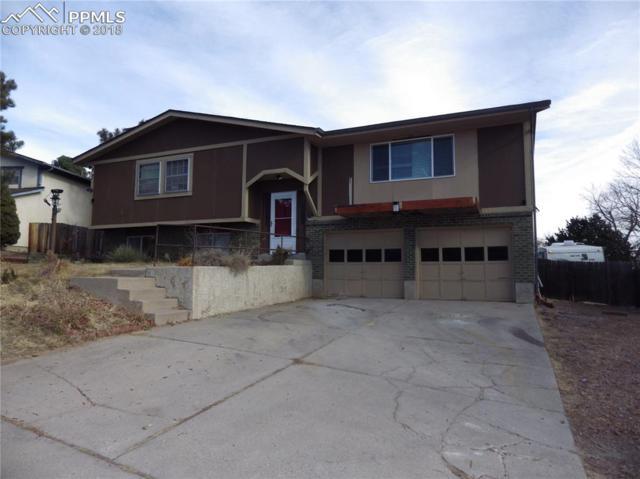 2736 Penacho Circle, Colorado Springs, CO 80917 (#4996738) :: The Kibler Group