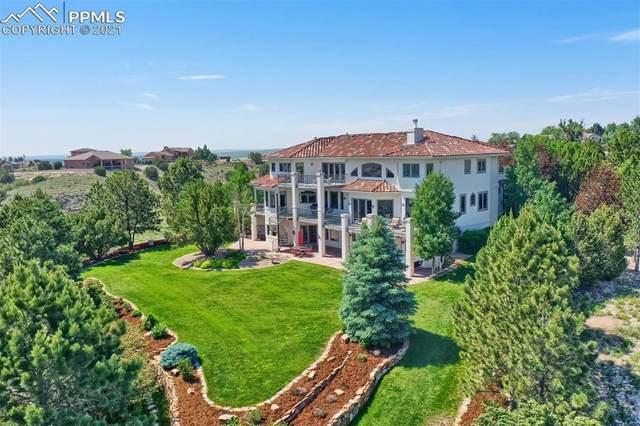 1221 S Skyline Court, Pueblo West, CO 81007 (#5050415) :: Venterra Real Estate LLC