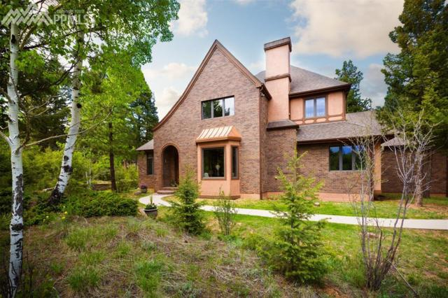 945 Lucky Lady Drive, Woodland Park, CO 80863 (#5059896) :: 8z Real Estate