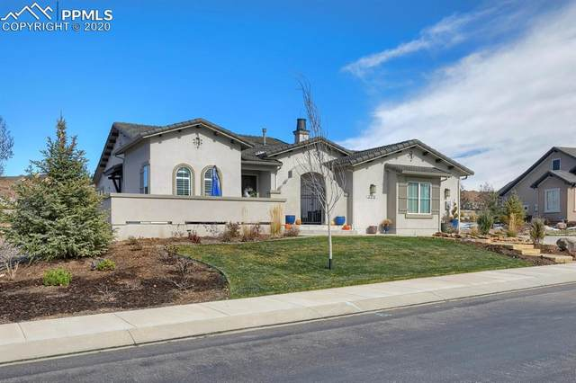 2212 Red Edge Heights, Colorado Springs, CO 80921 (#5063510) :: Action Team Realty