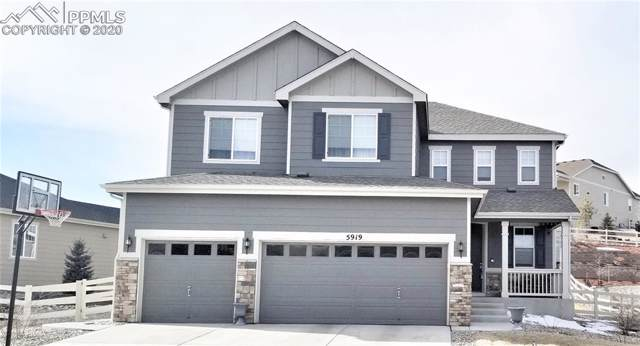 5919 Clover Ridge Circle, Castle Rock, CO 80104 (#5137845) :: Hudson Stonegate Team